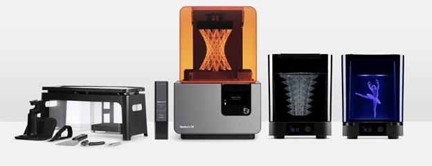 Formlabs Form2 SLA 3D nyomtató rendszer