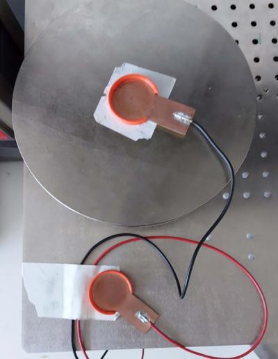 Egyedi fejlesztésű elektródok az elektromos ellenállás méréséhez